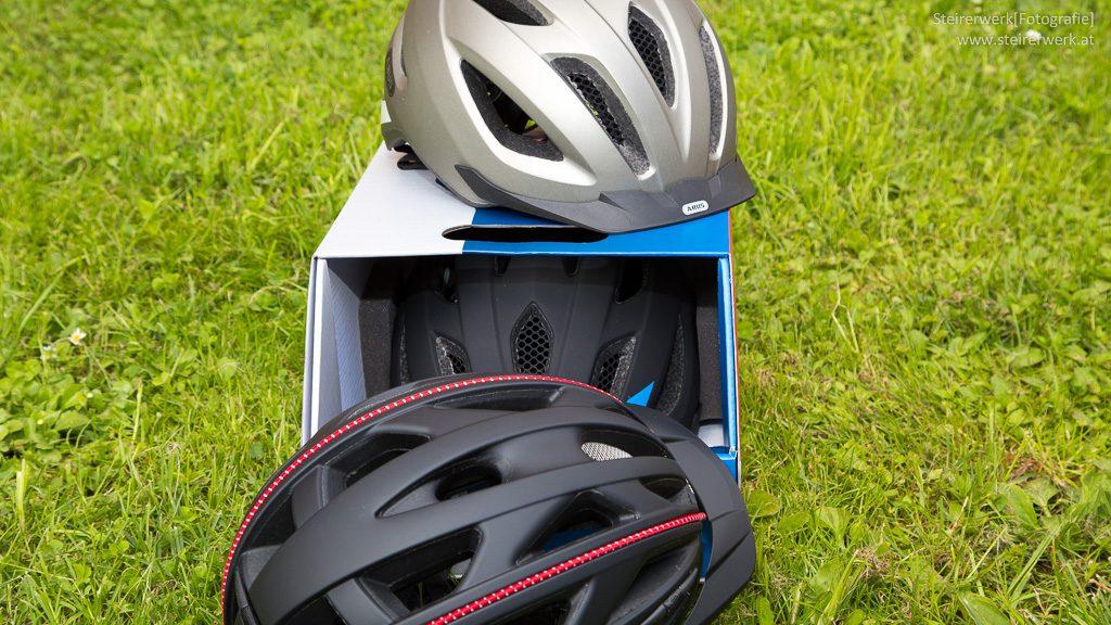Fahrradhelme Test