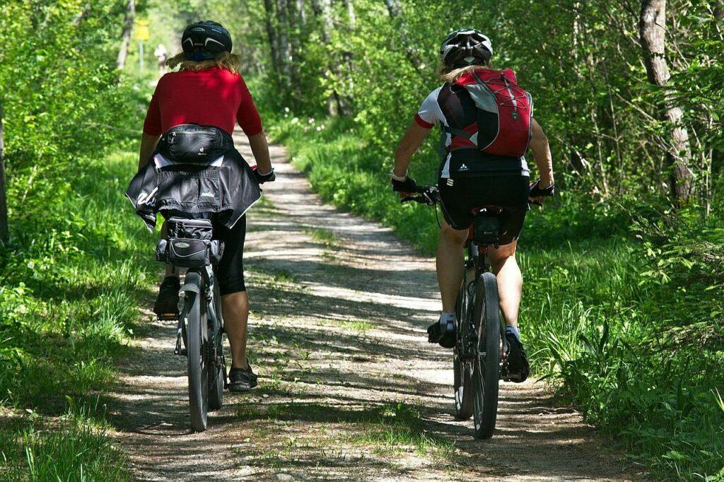 Trekking Radtour