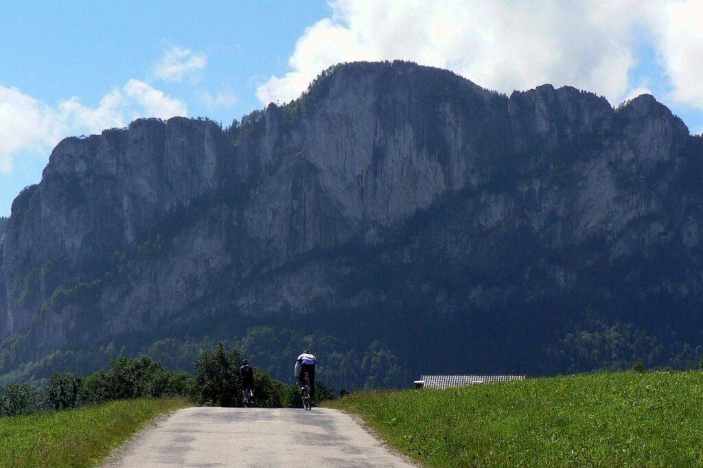 Salzburgerland Radtour