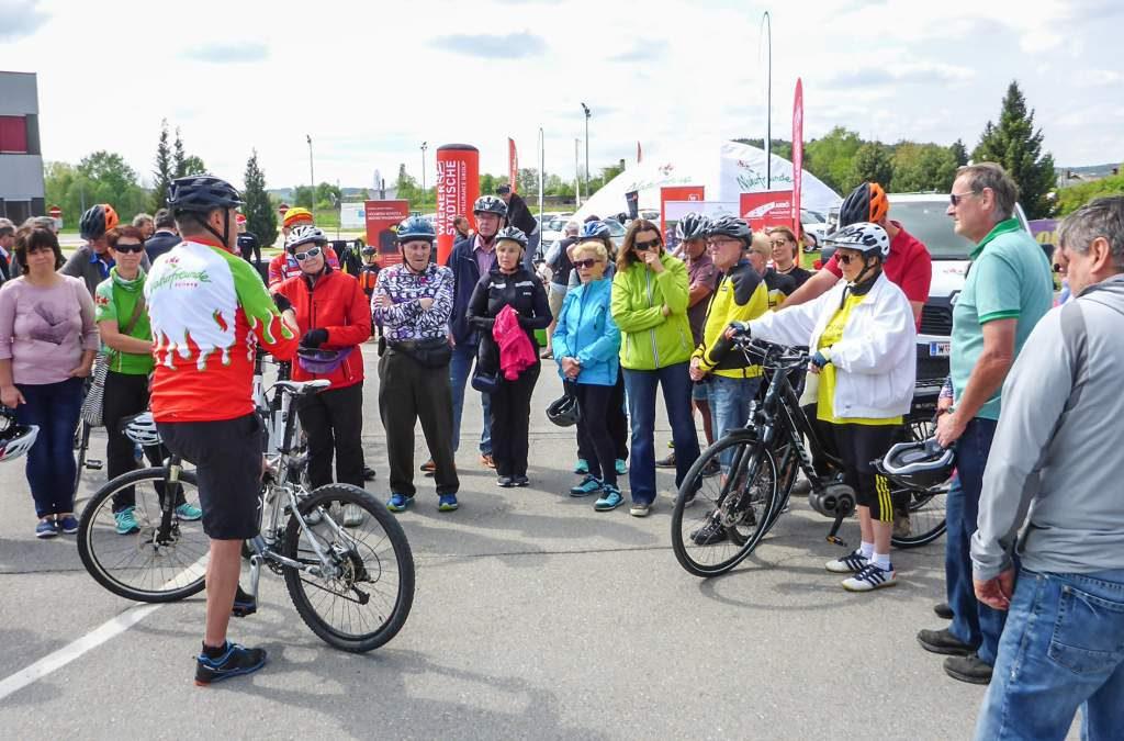 E-Bike Sicherheitstraining