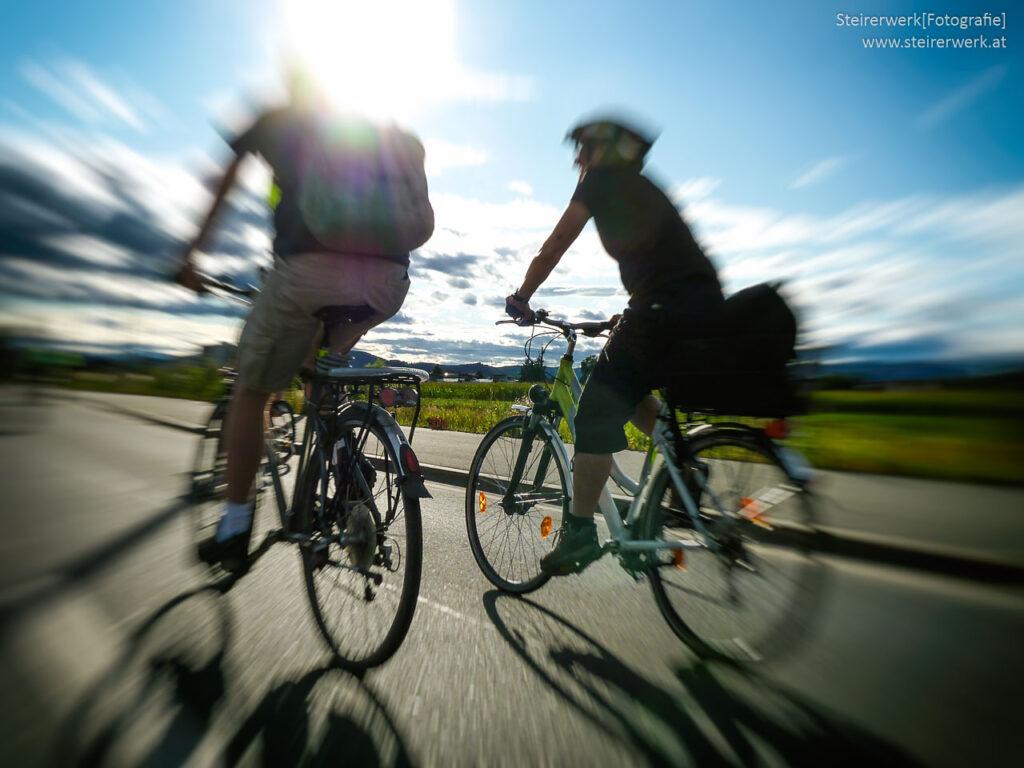 Radfahren bei Hitze Tipps